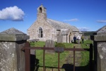 View of St Cuthbert's is near Brown Rigg Lodges
