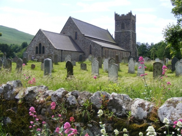 St Gregorys Church in Kirknewton is near Crookhouse Mill