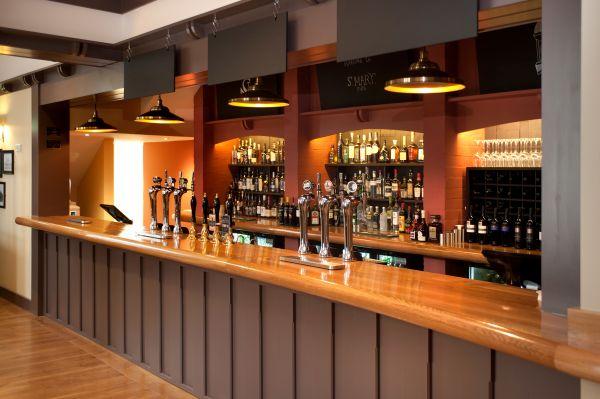 Bar at St Mary's Inn