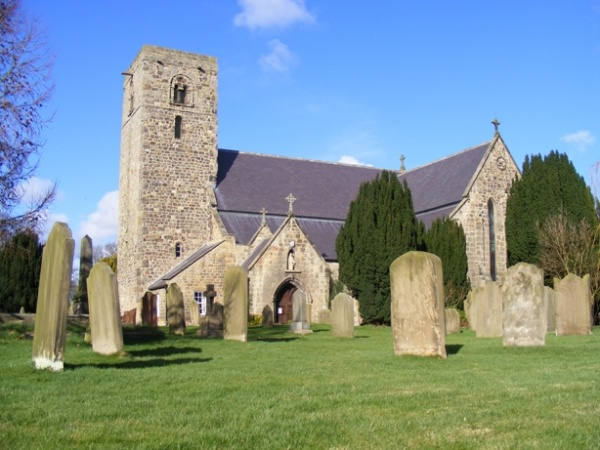 St Mary the Virgin Church in Ovingham