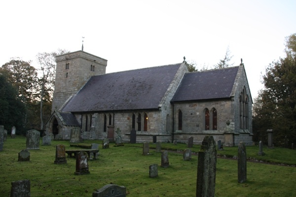 St Michael and All Angels at Ingram