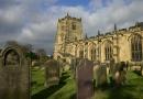 St Michaels Church in Alnwick is near Forgotten Garden Adventure Golf