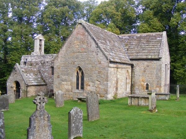 Church External is near Chatton Park House Bed & Breakfast
