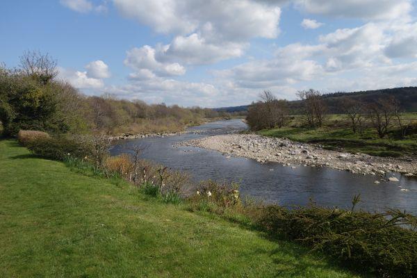 River Tyne, Fourstones