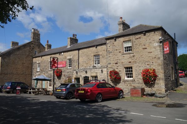 The Red Lion - local pub