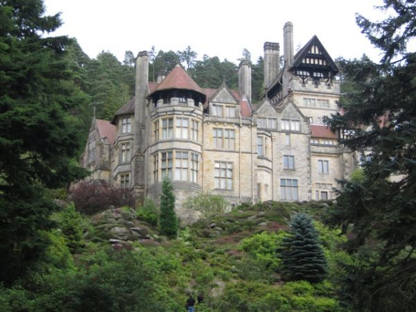Star House, Rothbury - Cragiside House and Gardens