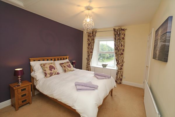 Star House, Rothbury - double bedroom