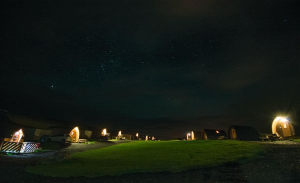 Stargazing Weekend at Herding Hill Farm