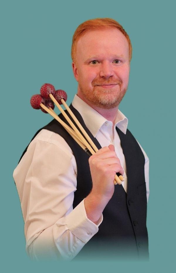 Steven Moore - Marimba recital