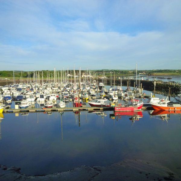 Still Waters, Amble, stunning views