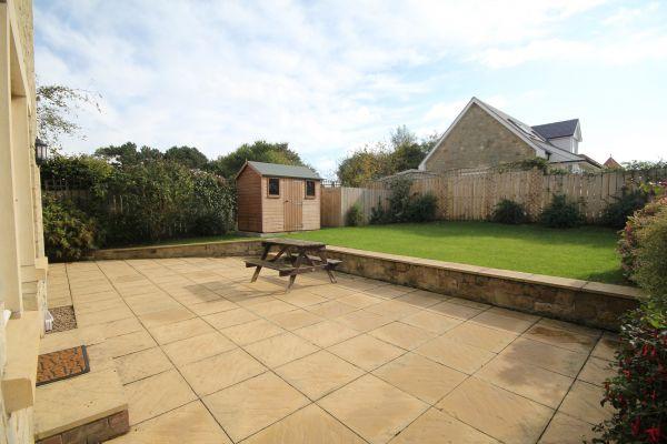 Stone House Garden 2