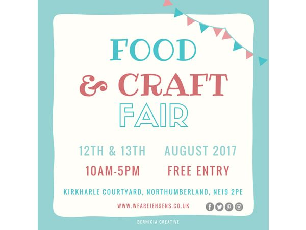 Summer Food & Craft Fair
