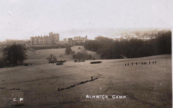 Alnwick Camp