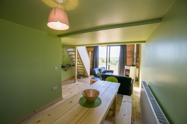 Bothy Dining & Lounge Area
