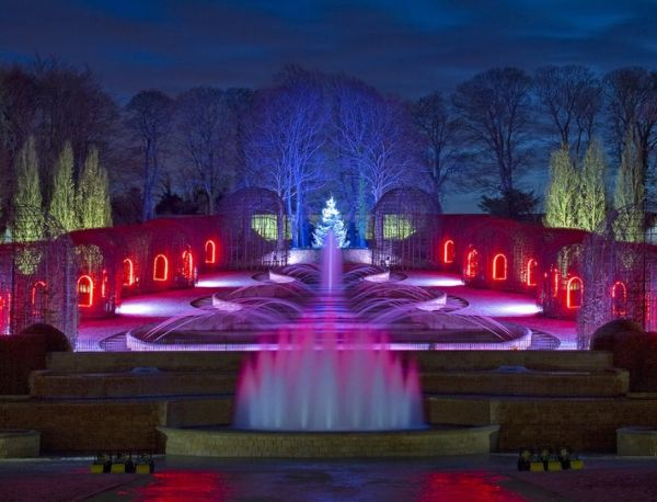 The Alnwick Garden Trust: The Philanthropy that Built The Alnwick Garden