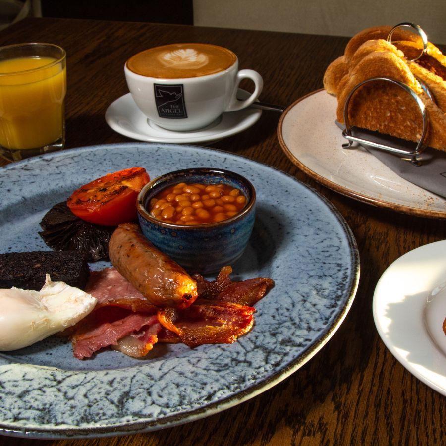 Full Northumbrian Breakfast