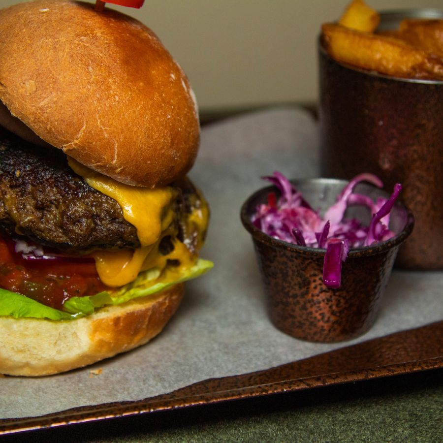 Our Classic Wagyu burger