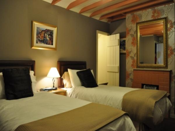 Inside The Black Bull Hotel