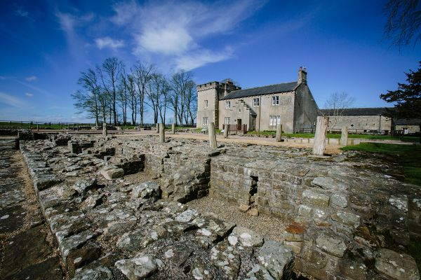 The Bunkhouse at Birdoswald is near Willowford Bridge Abutment