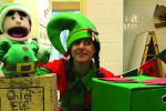 The Clumsiest Elf Panto