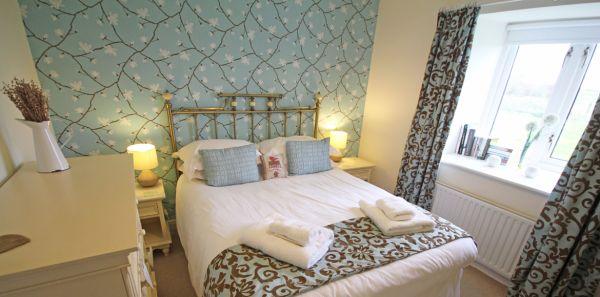The Croft Double Bedroom