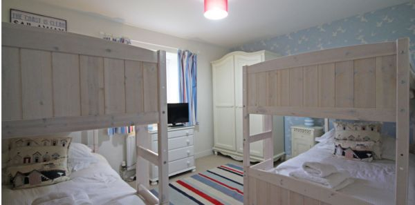 The Croft bunk bed room