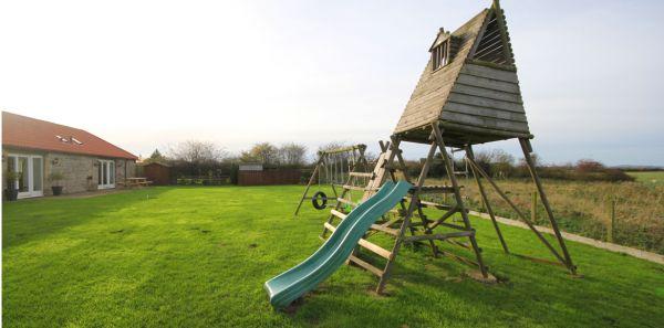The Croft play garden