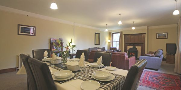 Estate Office formal dining