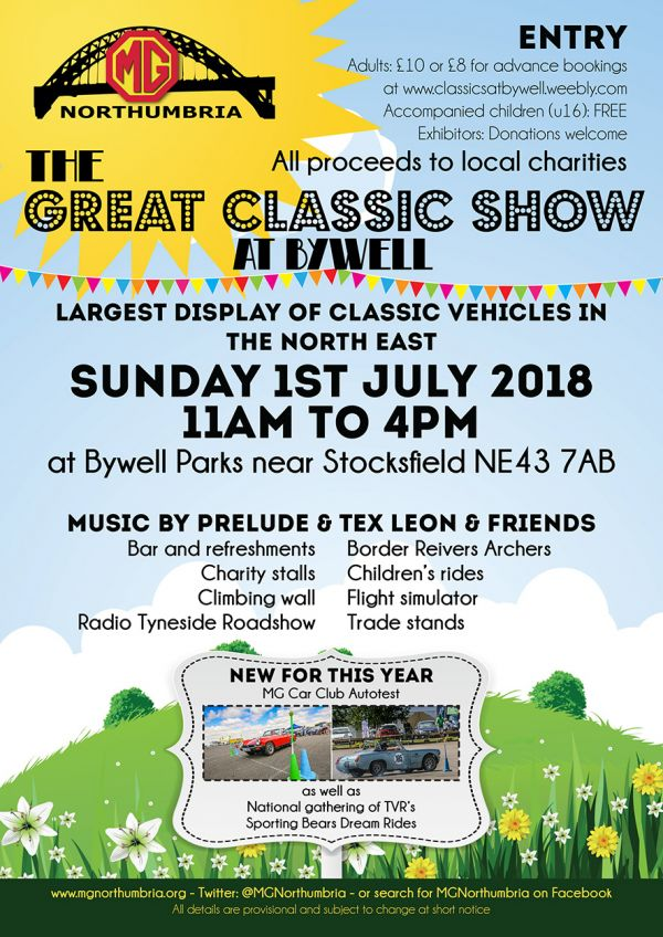 Bywell show