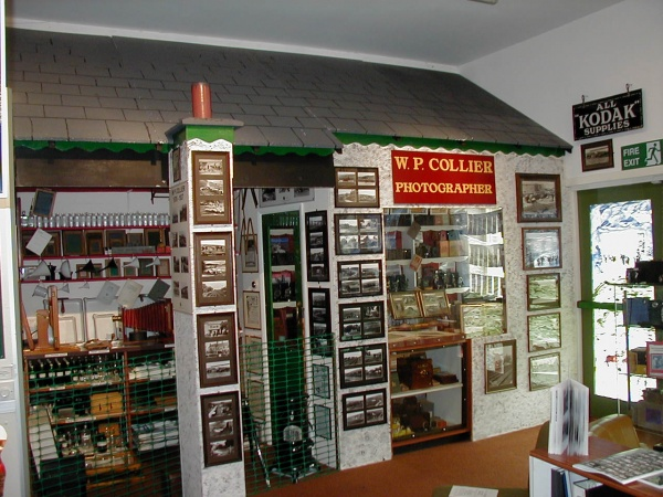 Heritage Centre at Bellingham is near Bellingham Camping and Caravanning Club Site
