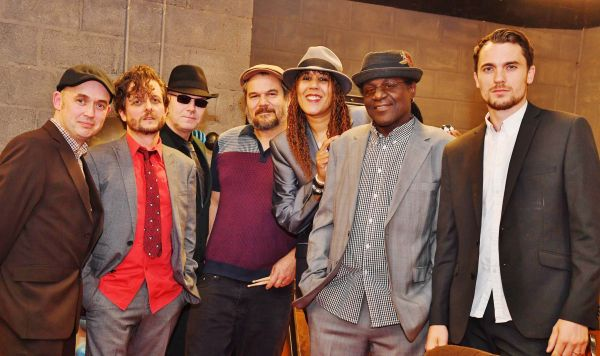 The Legendary Neville Staple and his Band at North East Chilli-Fest.