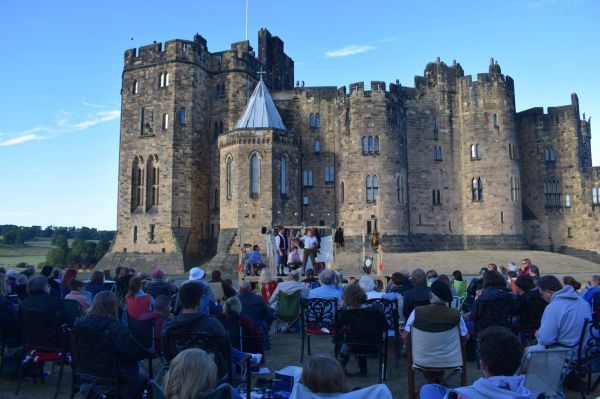 The Merry Wives of Windsor - Outdoor Shakespeare Performance