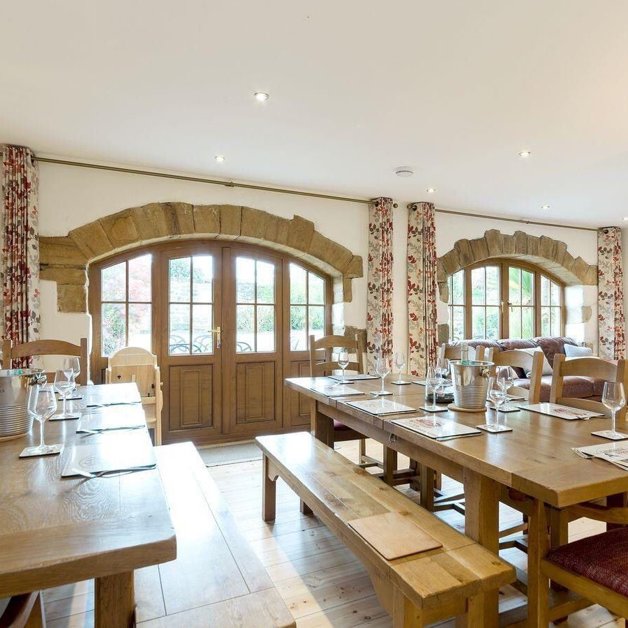 The Old Mill-Dining room