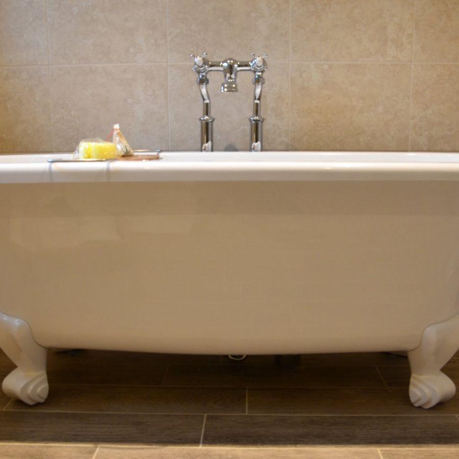 Fabulous Free Standing Bathtubs - (not available in all rooms)