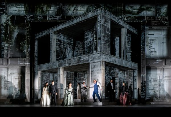 The Royal Opera: Don Giovanni (Live Broadcast)