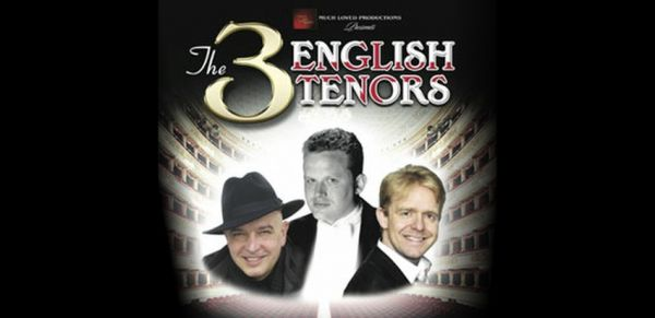 The Three English Tenors