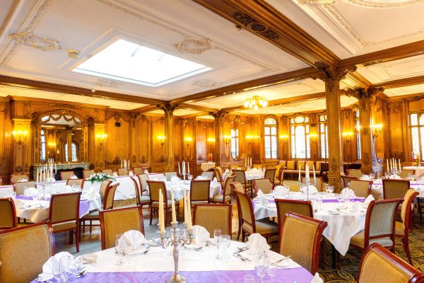 White Swan Alnwick Dining Room