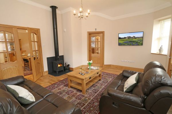 Thornbrae Lodge, living area