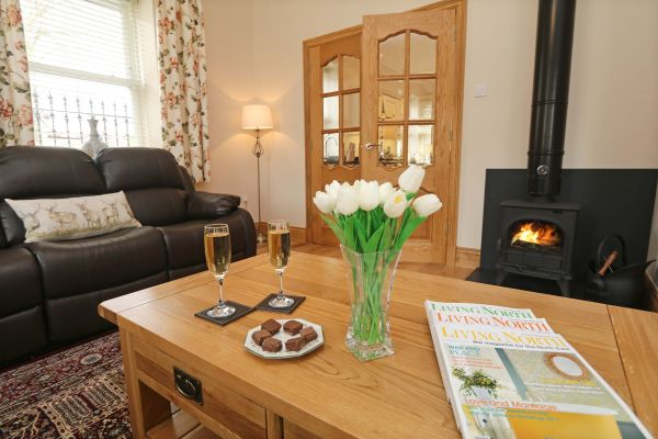 Thornbrae Lodge, living space