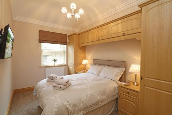 Thornbrae Lodge, second bedroom