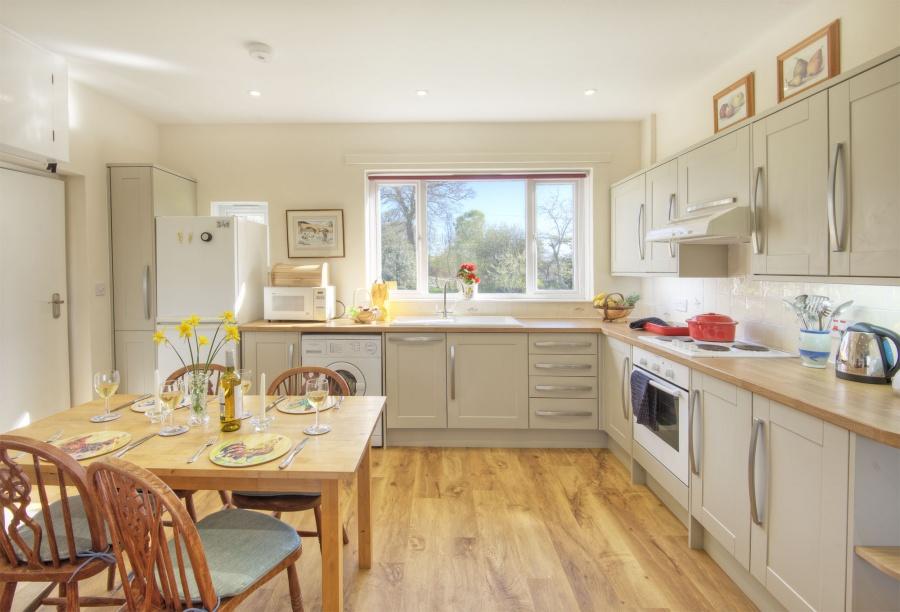 Orchard Cottage kitchen