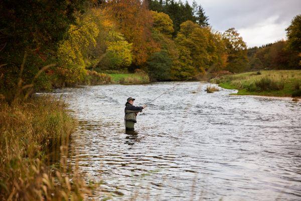 River Till Fisherman