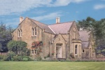 The Old School House is near Ford & Etal Estates with Heatherslaw Light Railway