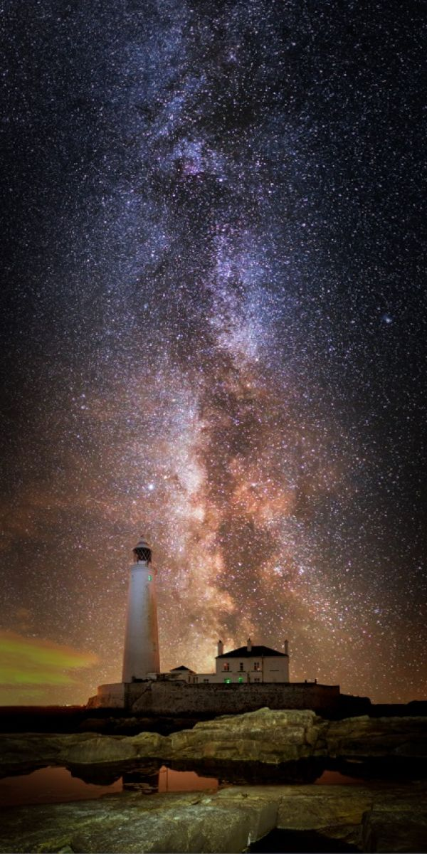 Jim Kearney - St Mary's Milky Way