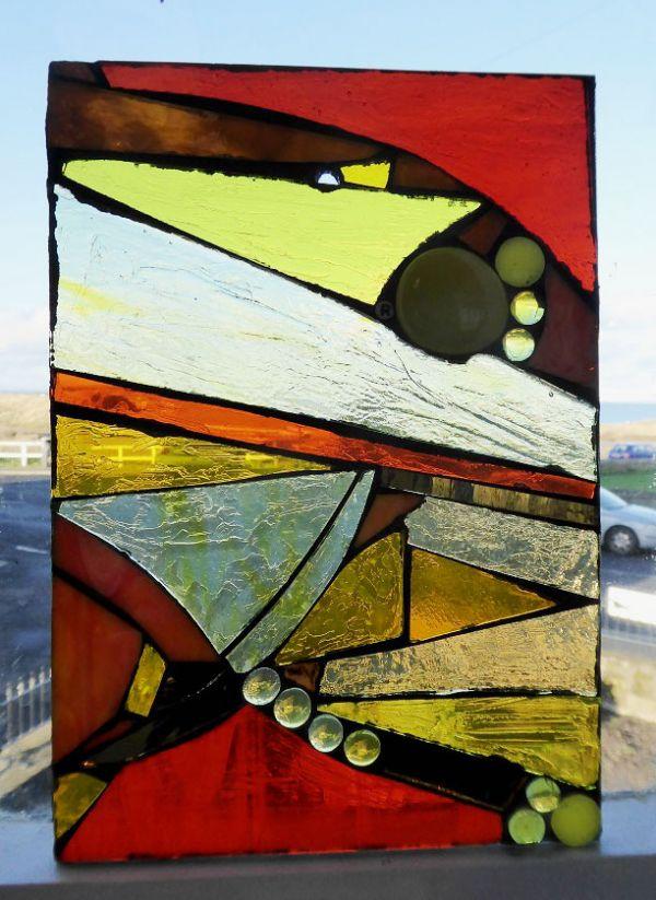 Rosanna Henderson - Art Deco glass mosaic