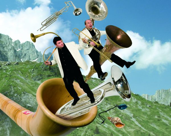 Travelling by Tuba