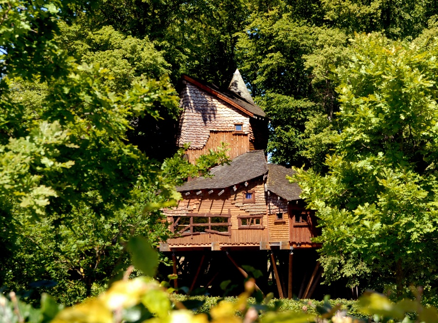 Treehouse Restaurant at The Alnwick Garden