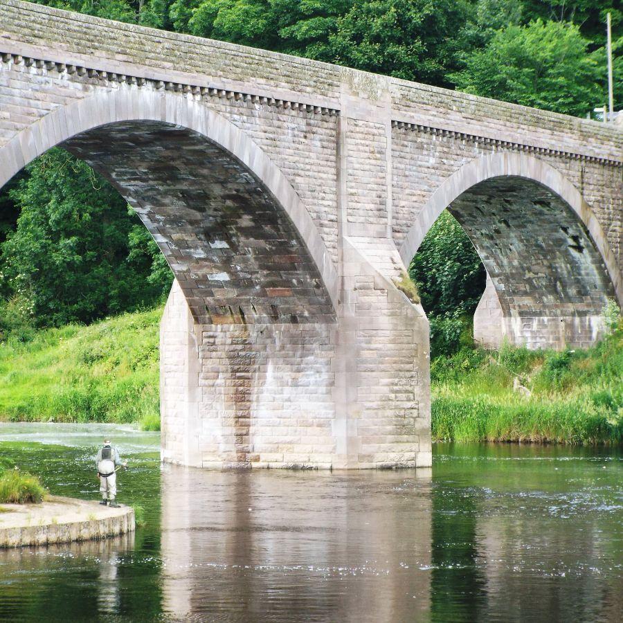 Norham Bridge