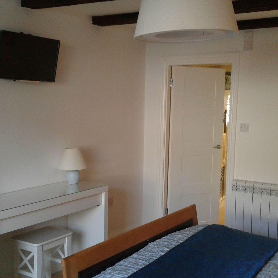 Corner of the Turner bedroom