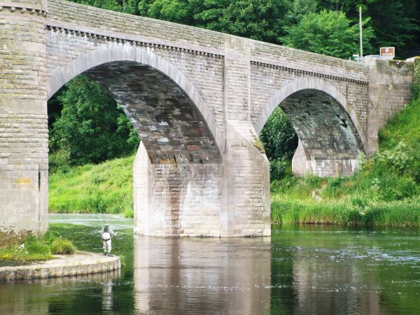 Norham Bridge